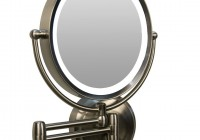 Lighted Makeup Mirror 10x