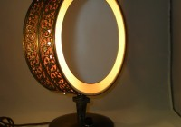 lighted makeup mirror vanity