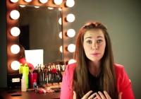 lighted mirror vanity girl hollywood