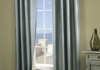 Lined Curtain Panels With Grommets