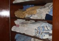 Linen Closet Organizer Kit