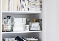 Linen Closet Shelving Spacing
