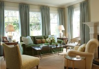 Living Room Curtain Designs 2015