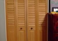 Louver Doors For Closets