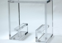 Lucite Console Table Australia