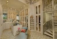 Luxury Master Closet Design