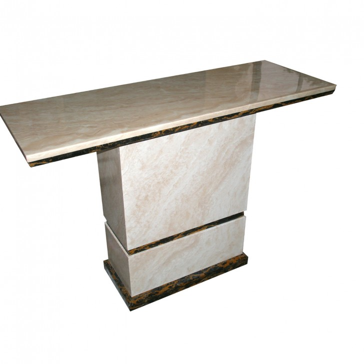 Permalink to Marble Console Tables For Sale
