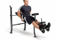 Marcy Adjustable Weight Bench