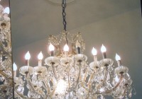 Maria Theresa Chandelier History