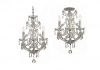 maria theresa chandelier swarovski crystal