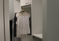 Martha Stewart Closet Organizer White