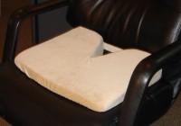 Memory Foam Car Seat Cushion Uk