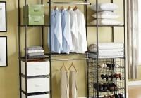 Metal Closet Organizer Systems
