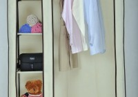 Metal Portable Closet Wardrobe