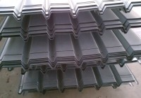 Metal Roof Decking Types