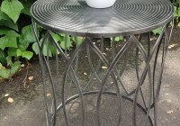 Metal Side Table Australia