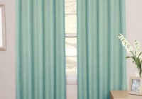 Mint Green Curtain Panels