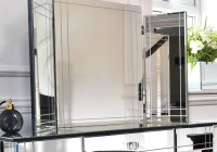 Mirrored Bedroom Set Furniture