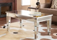 Mirrored Coffee Table For Sale