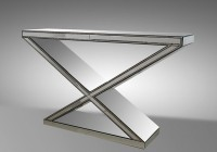Mirrored Console Table Next
