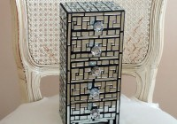 Mirrored Jewelry Box Pottery Barn