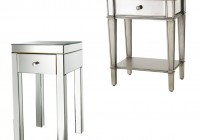 Mirrored Nightstands Target