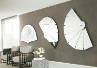 Mirrored Wall Decorating Ideas