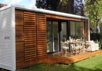 Mobile Home Deck Kit