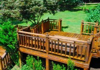 mobile home deck plans free