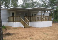 Mobile Home Decks And Patios