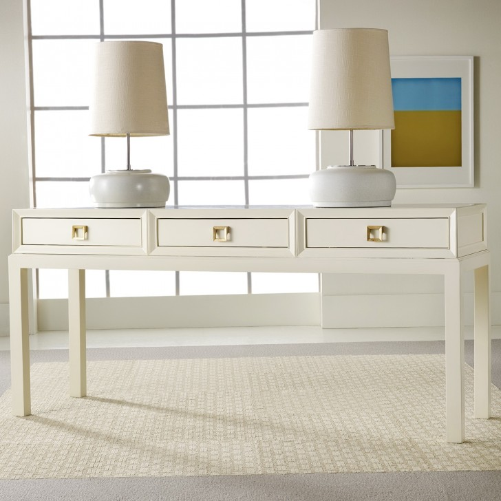 Permalink to Modern Console Table White