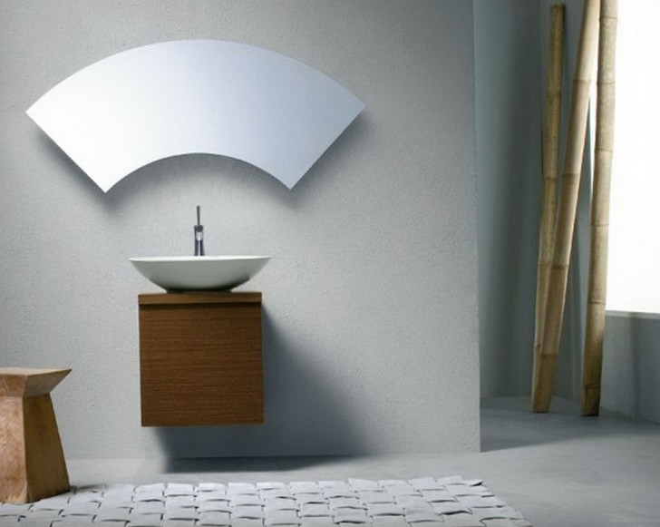 Permalink to Modern Contemporary Bathroom Mirrors