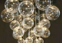 modern crystal chandelier lighting