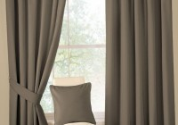 Modern Fabric Curtain Panels