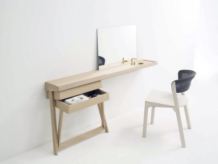 Permalink to Modern Mirrored Vanity Table