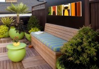 Modern Patio Deck Designs
