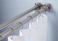 Modern Shower Curtain Rod
