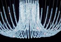 Modern Swarovski Crystal Chandelier