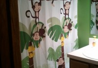 Monkey Curtains For Nursery