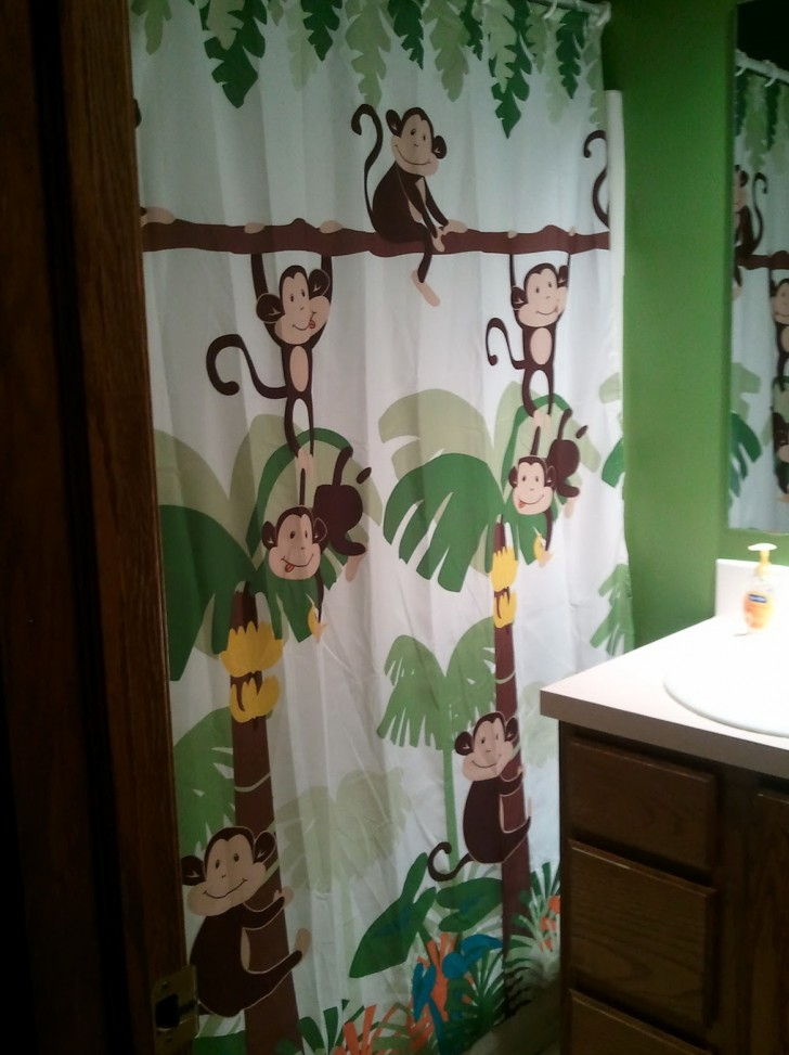 Permalink to Monkey Curtains For Nursery