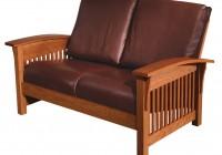 Morris Chair Cushions Leather