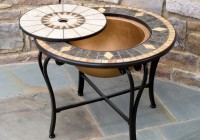 Mosaic Outdoor Side Table