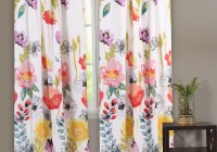 Multi Color Window Curtains