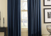 Navy Blue Curtains For Bedroom