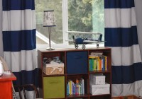 Navy Blue Curtains For Nursery