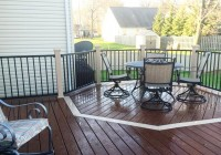 New Wood Deck Coatings