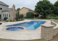 Noce Travertine Pool Deck