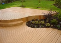 Non Wood Decking Products