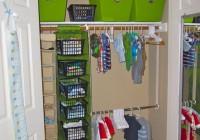 Nursery Closet Organizer Pinterest