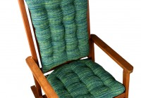 Nursery Rocking Chair Cushions Set